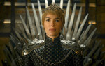 This image released by HBO shows Lena Headey as Cersei Lannister in a scene from