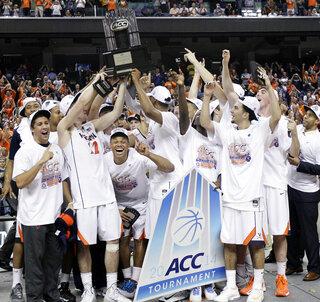 ACC Duke Virginia Basketball