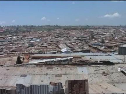 (HZ) Kenya Slums