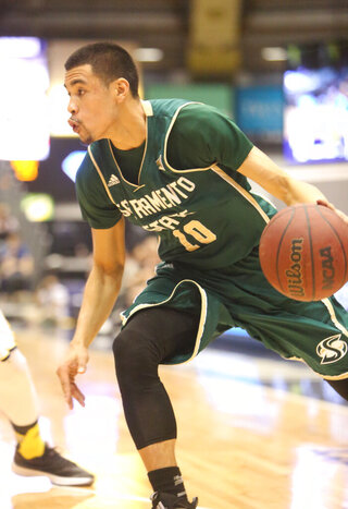 Sacramento St N Arizona Basketball