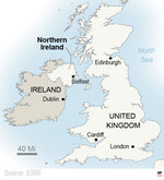 Proposals focus on maintaining an open border between the U.K.'s Northern Ireland and EU member Ireland - the key sticking point to a Brexit deal.;