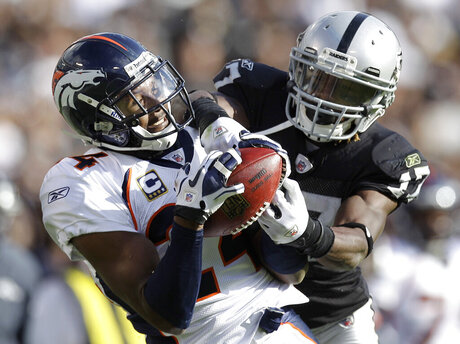 Champ Bailey, Denarius Moore