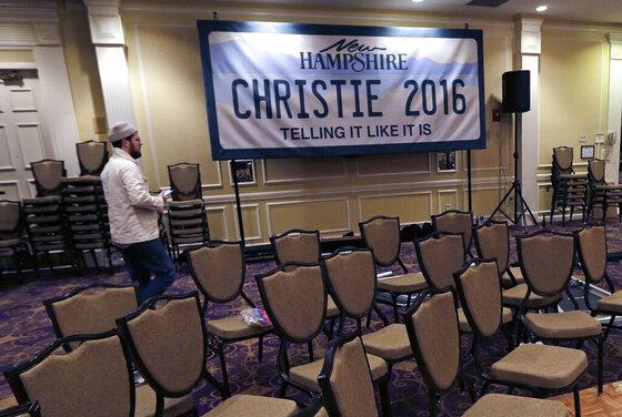 Chris Christie
