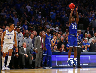 Kentucky Seton Hall Basketball