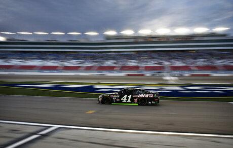NASCAR Vegas Weekend Auto Racing