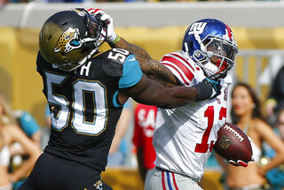 Telvin Smith, Odell Beckham