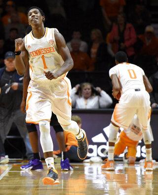 Kansas St Tennessee Basketball