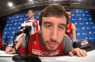 NCAA Duke Wisconsin Final Four Basketball