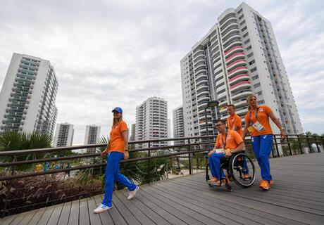 Brazil Rio Paralympics 2016