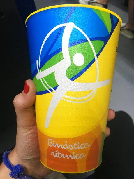 Rio Olympics Cup Craze