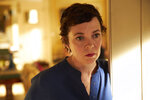 This image released by Sony Pictures Classics shows Olivia Colman in a scene from