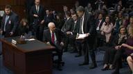 US Senate Barr Hearing