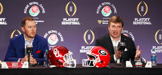 Lincoln Riley, Kirby Smart