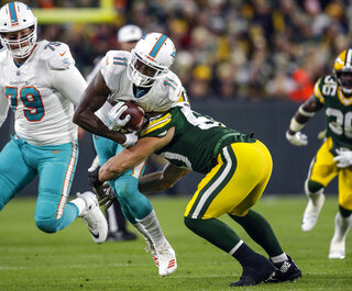 Dolphins Moves Packers