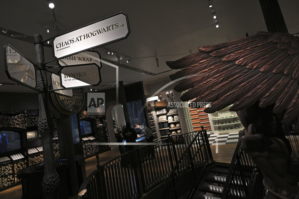 NY: Harry Potter Retail Store To Open In New York City