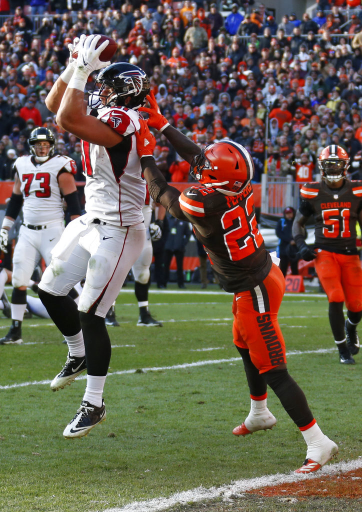 Falcons Browns Football