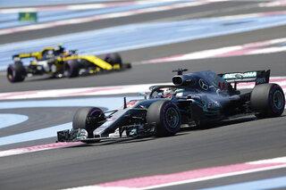 France F1 GP Auto Racing