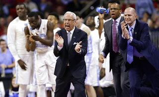 NCAA North Carolina Going Small Basketball