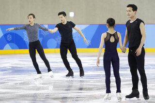 Pyeongchang Olympics Figure Skating