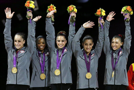 The Choice Olympics Gymnastics