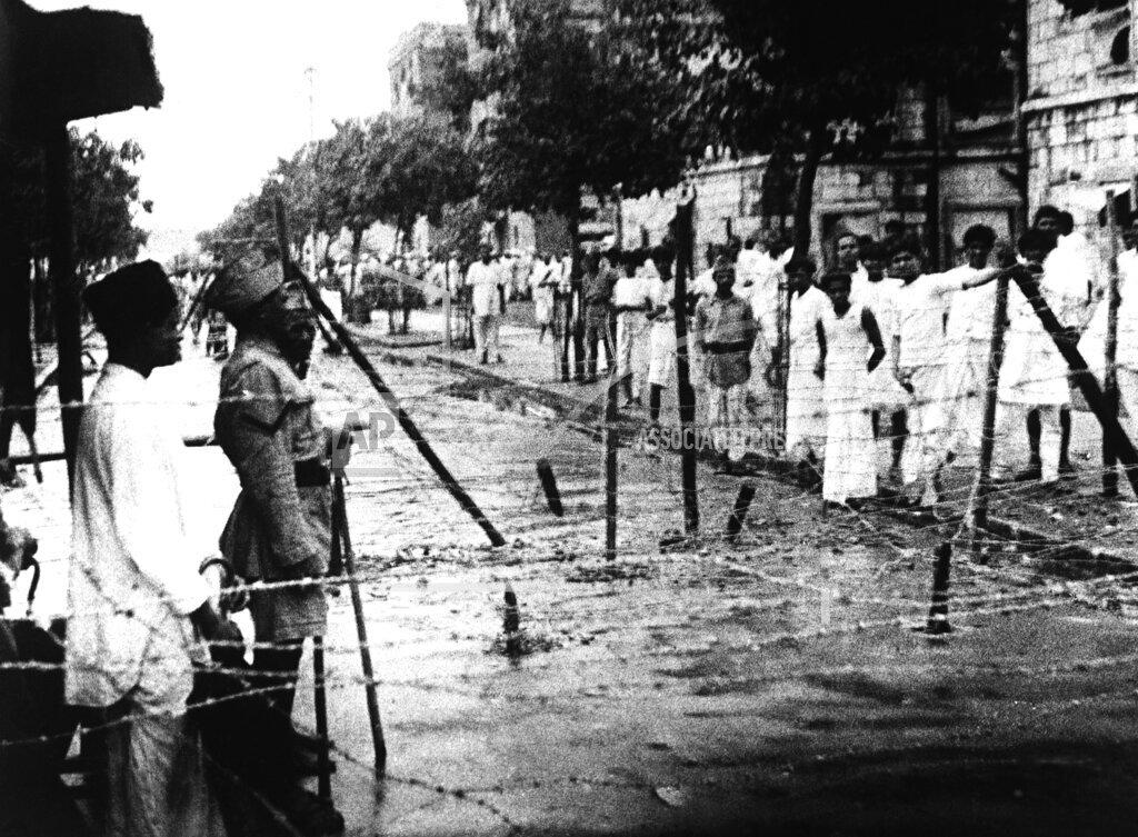 Watchf AP I   IND APHSL32868 Gandhi Supporters 1930