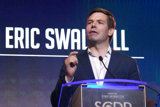 Election 2020Eric Swalwell