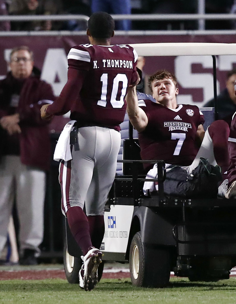 Keytaon Thompson, Nick Fitzgerald