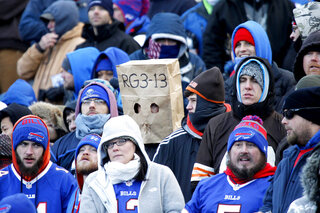 Browns Bills Football
