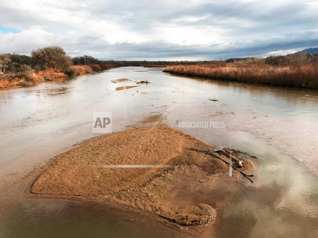 Southern Plains Drought