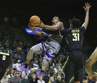 Kansas St Baylor Basketball