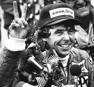 Indy 500 1984 Countdown Race 68 Auto Racing