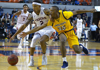 Mississippi College Auburn Basketball