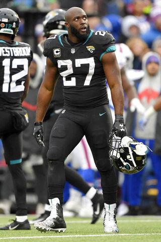 Jaguars Bills Football