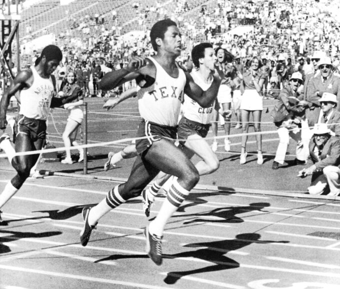 Former Texas football standout and Olympian Jones dies at 60