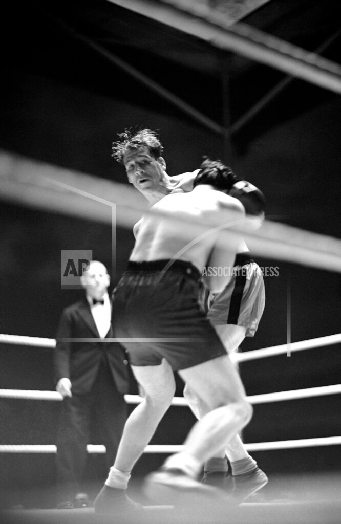 Watchf AP S BOX  XEN APHSL40971 Boxing Len Harvey and McAvoy