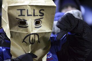 Bills Drought Football