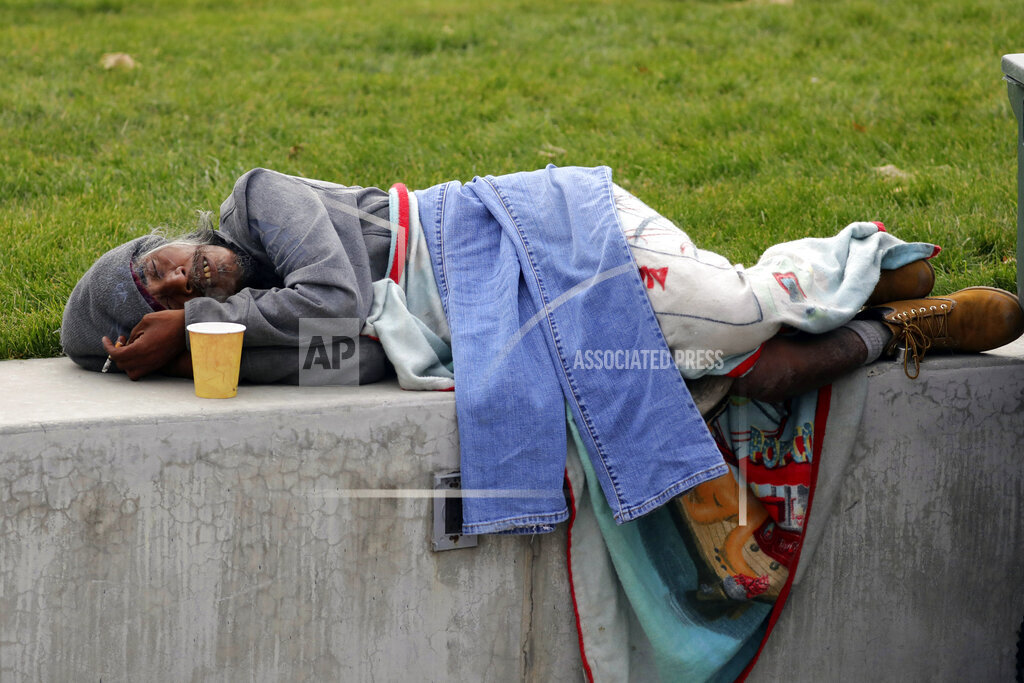 Homeless Tai Chi