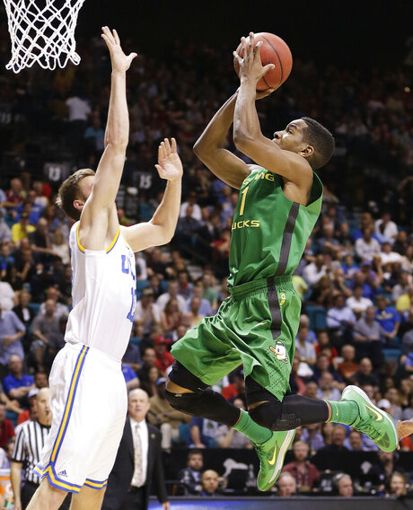 P12 Oregon UCLA Basketball