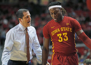 Steve Prohm, Solomon Young