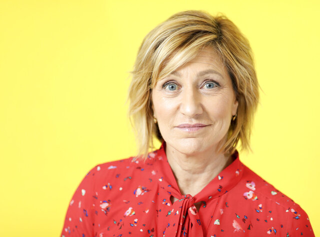 Edie Falco is seen at Edie Falco portrait session at AP Studios on Tuesday, February 4, 2020, in New York. (Photo by Brian Ach/Invision/AP)