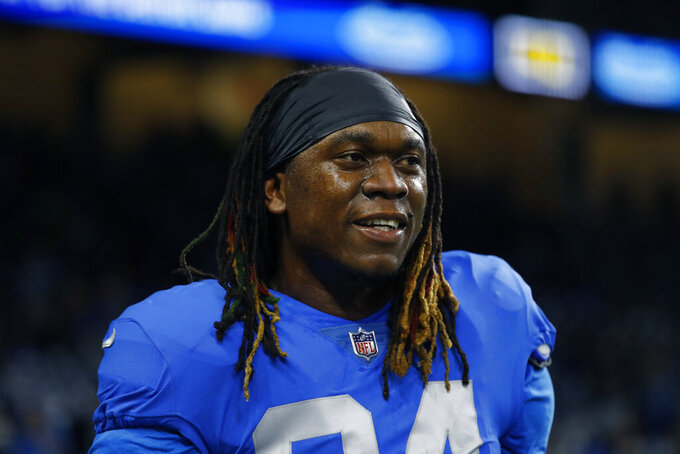 AP Source: Seahawks bolster pass rush adding Ezekiel Ansah