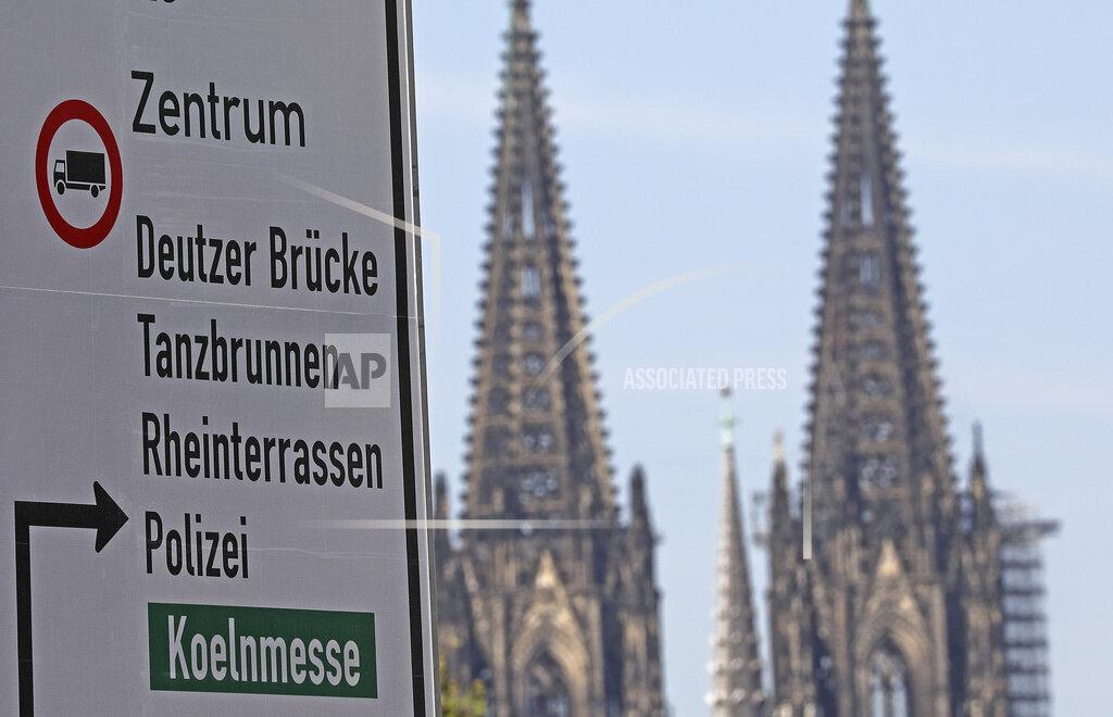 Cologne imposes transit ban on trucks