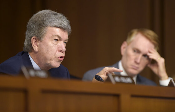 Roy Blunt, James Lankford