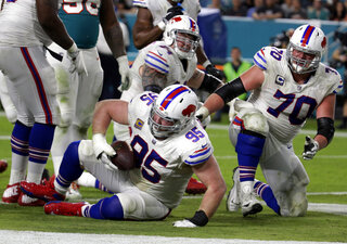 Kyle Williams, Eric Wood