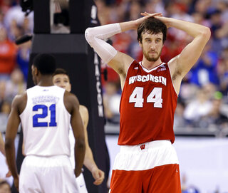 NCAA Duke Wisconsin Final Four Basketball