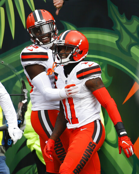 Browns Bengals Football