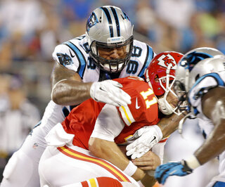Star Lotulelei, Alex Smith