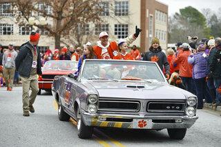 Alabama Clemson College Football Championship