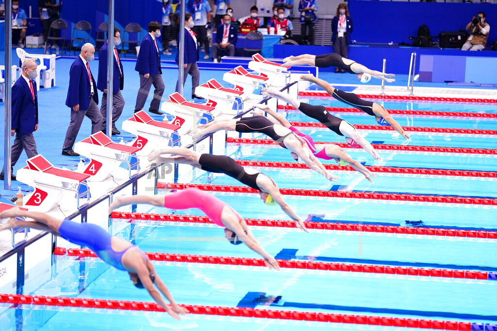 Tokyo 2020 Paralympic Games - Day Seven