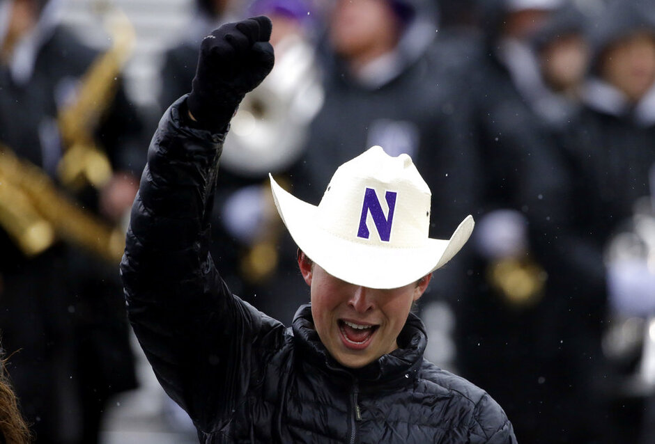 Minnesota Northwestern Football